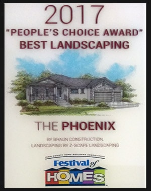 2017 Fesitival of Homes Best Landscaping