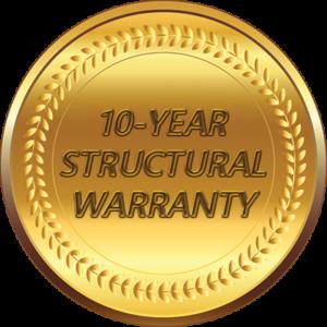 StrucSure 10-Year Structural Warranty