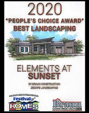 2020 Festival of Homes: Best Landscaping